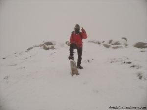 Montañero de Altas Cumbres DFN