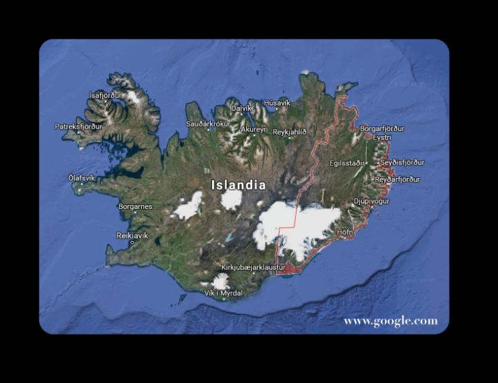 Austurland (Glaciares del Este) y Círculo Dorado